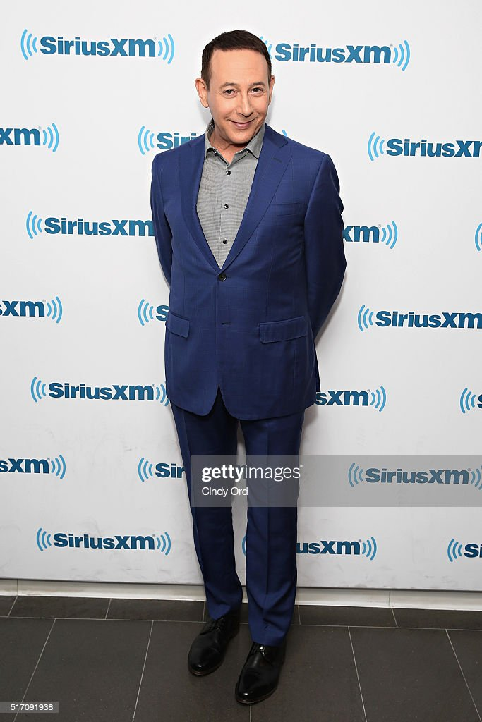 SiriusXM's 'Town Hall' With Paul Reubens; Town Hall To Air On SiriusXM's Entertainment Weekly Radio