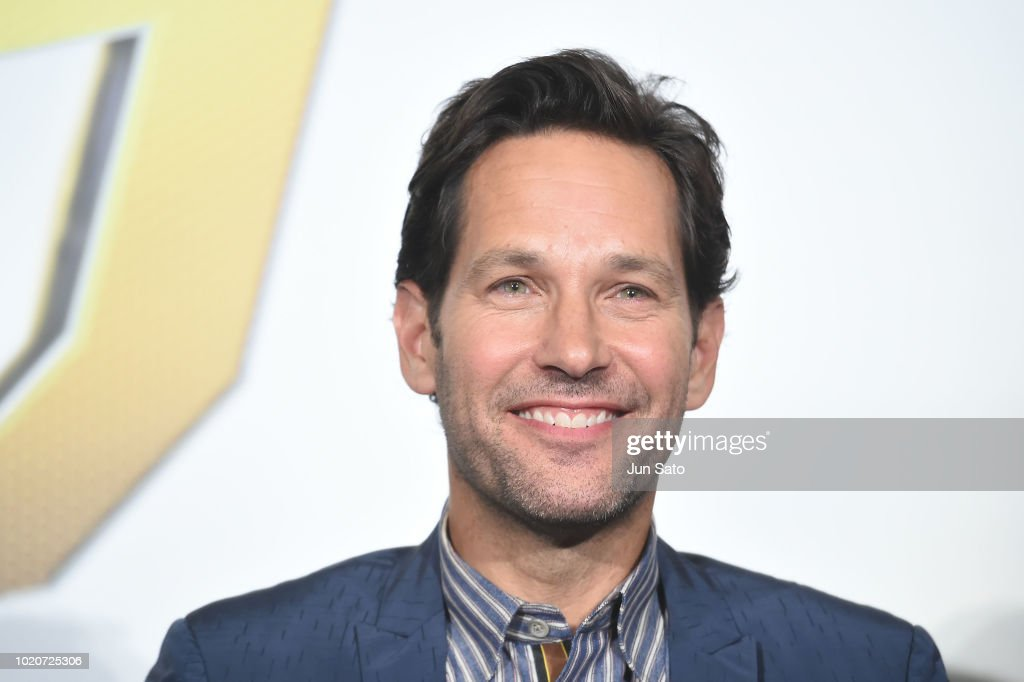 'Ant-Man And The Wasp' Premiere In Tokyo : Photo d'actualité