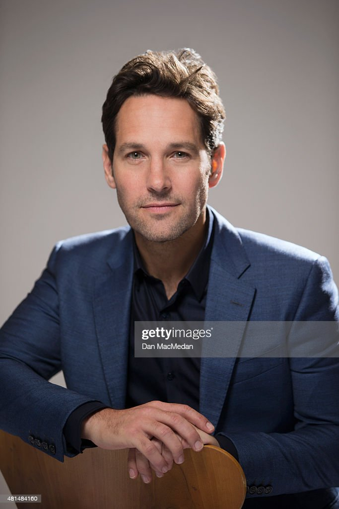 Actor Paul Rudd is photographed for USA Today on June 27, 2015 in Burbank, California.
