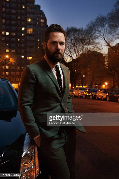 Actor Paul Rudd is photographed for Vanity Faircom on April 19 2016 in New York City