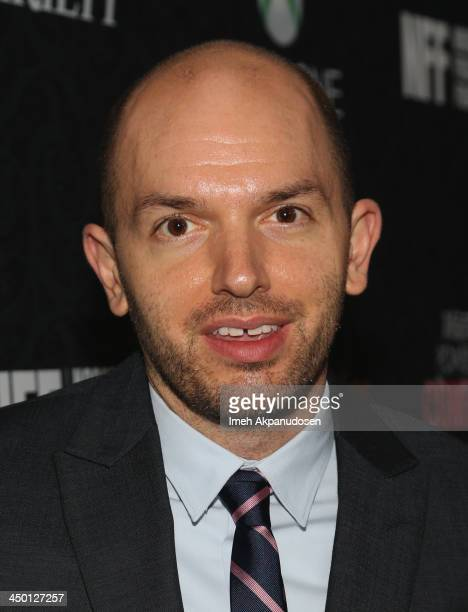 Actor Paul Scheer attends Variety's 4th Annual Power of Comedy presented by Xbox One benefiting the Noreen Fraser Foundation at Avalon on November 16...