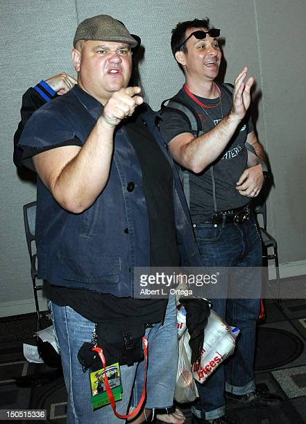 Paul Schrier And Jason Narvy