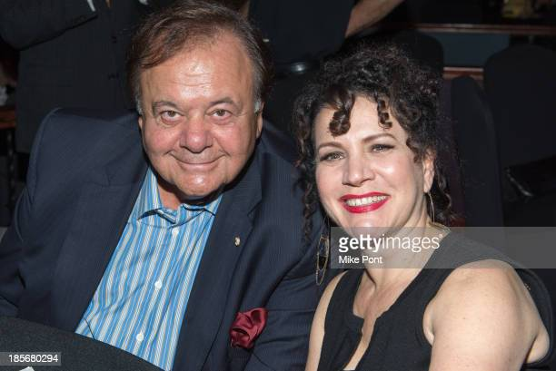 Actor Paul Sorvino and actress/Comedian Susie Essman attend the annual benefit gala during the Third Annual Gold Coast International Film Festival at...