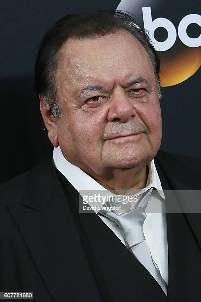 Actor Paul Sorvino arrives at the 68th Annual Primetime Emmy Awards at the Microsoft Theater on September 18 2016 in Los Angeles California