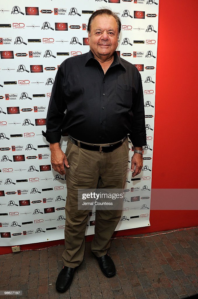 Actor Paul Sorvino attends a party hosted by American Apothecary at the Hudson Terrace on April 22, 2010 in New York City.