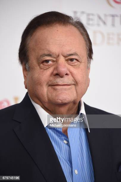 Actor Paul Sorvino attends the 143rd Kentucky Derby at Churchill Downs on May 6 2017 in Louisville Kentucky