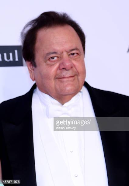Actor Paul Sorvino attends the 2015 Toronto International Film Festival 'AMBI Gala' at Four Seasons Hotel on September 9 2015 in Toronto Canada