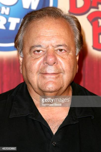 Actor Paul Sorvino attends the celebrity premiere of Ringling Bros and Barnum Bailey presents 'Legends' held at Staples Center on July 10 2014 in Los...