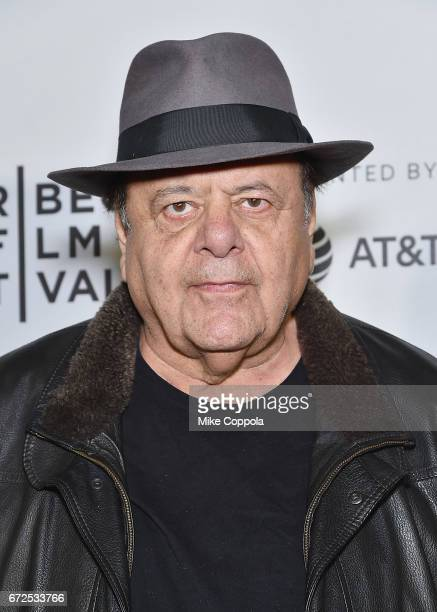 Actor Paul Sorvino attends the 'The Last Poker Game' Premiere 2017 Tribeca Film Festival at Regal Battery Park Cinemas on April 24 2017 in New York...