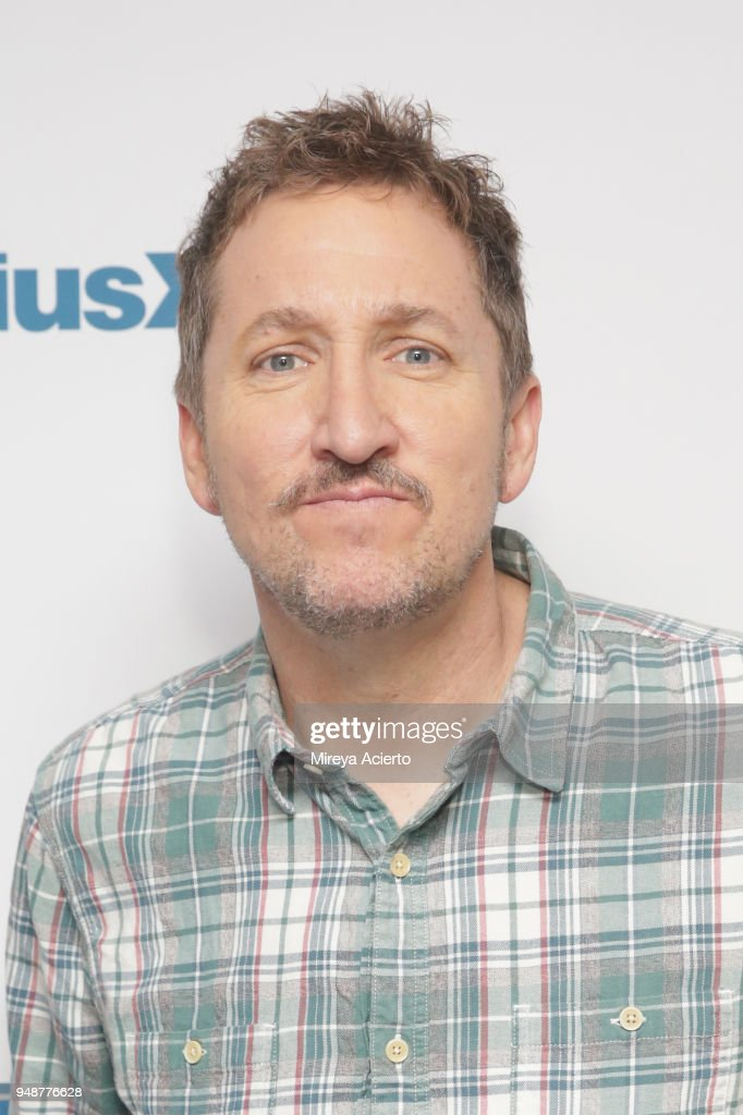 Celebrities Visit SiriusXM - April 19, 2018