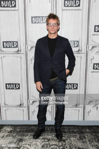 Actor Paul Sparks attends Build Series to discuss 'The Greatest Showman' at Build Studio on December 13 2017 in New York City