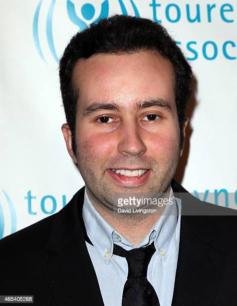 Actor Paul Tirado attends the 2nd Annual Hollywood Heals Spotlight On Tourette Syndrome at House of Blues Sunset Strip on March 5 2015 in West...