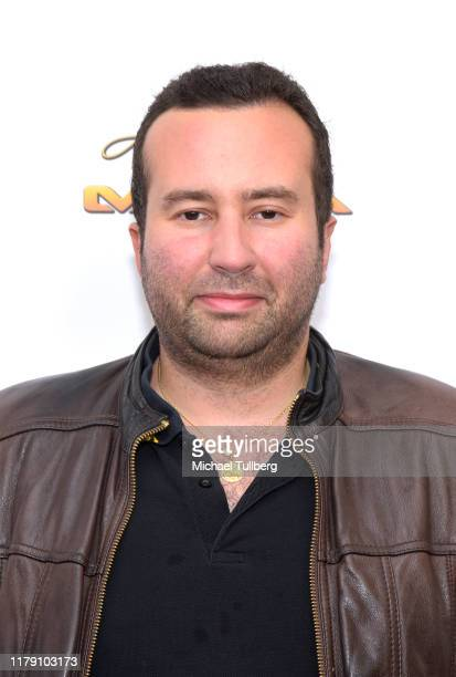 """Actor Paul Tirado attends the premiere of the film """"Never Alone"""" at Arena Cinelounge on October 04, 2019 in Hollywood, California."""