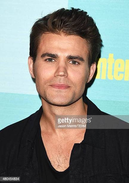 Actor Paul Wesley attends Entertainment Weekly's ComicCon 2015 Party sponsored by HBO Honda Bud Light Lime and Bud Light Ritas at FLOAT at The Hard...
