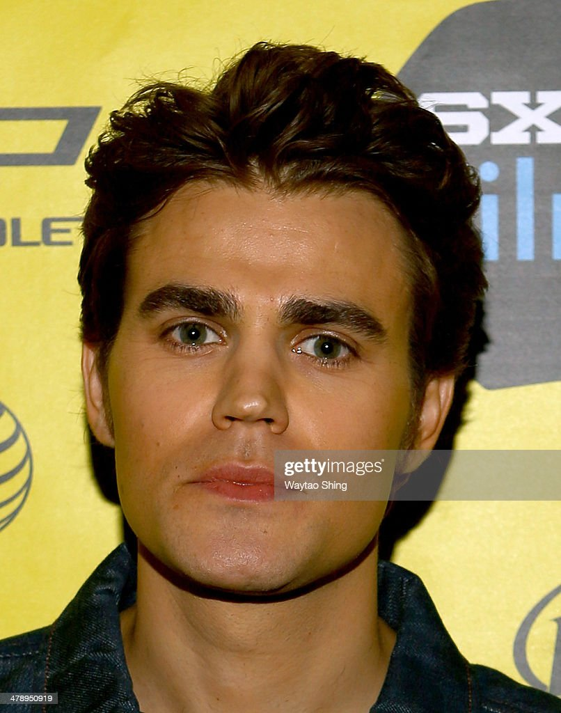Actor Paul Wesley attends the 'Before I Disappear' Photo Op and Q&A during the 2014 SXSW Music, Film + Interactive Festival at Alamo Ritz on March 10, 2014 in Austin, Texas.