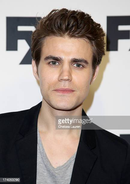 Actor Paul Wesley attends the Maxim FX and Home Entertainment ComicCon Party on July 19 2013 in San Diego California