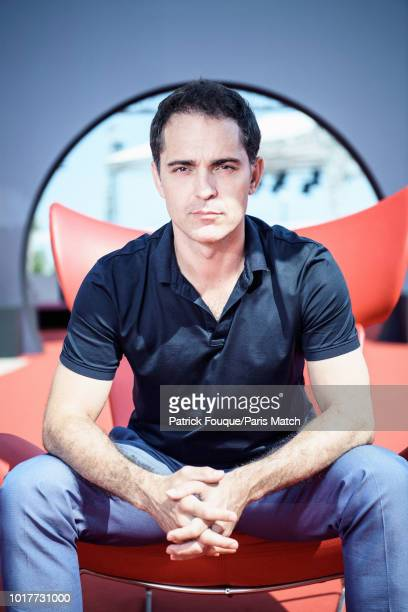 Actor Pedro Alonso is photographed for Paris Match on June 18 2018 in Monte Carlo Monaco