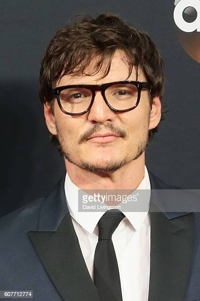 Actor Pedro Pascal arrives at the 68th Annual Primetime Emmy Awards at the Microsoft Theater on September 18 2016 in Los Angeles California