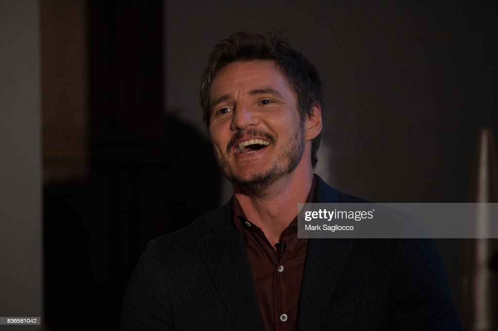 Actor Pedro Pascal attends 'Narcos' Season 3 New York Screening Panel Discussion at The Explorer's Club on August 21, 2017 in New York City.