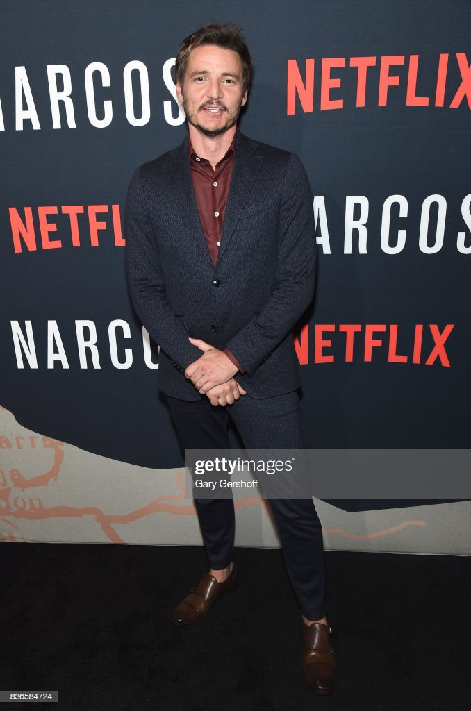 Actor Pedro Pascal attends the 'Narcos' Season 3 New York screening at AMC Loews Lincoln Square 13 theater on August 21, 2017 in New York City.