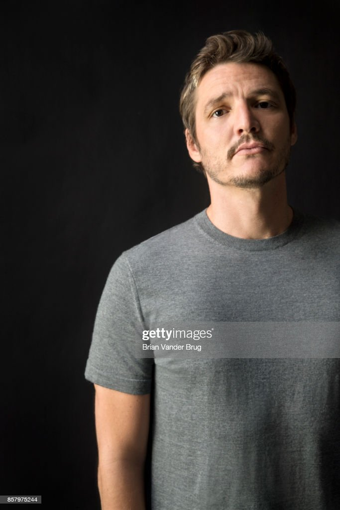 Pedro Pascal, Los Angeles Times, September 25, 2017