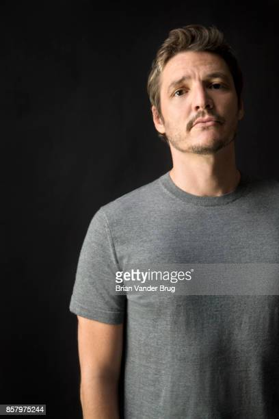 Actor Pedro Pascal for Los Angeles Times on September 5 2017 in Los Angeles California PUBLISHED IMAGE CREDIT MUST READ Brian van der Brug/Los...