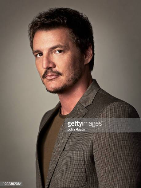 Actor Pedro Pascal is photographed for 20th Century Fox on July 19, 2017 in San Diego, California.