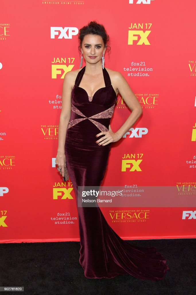 "Premiere Of FX's ""The Assassination Of Gianni Versace: American Crime Story"" - Arrivals : News Photo"