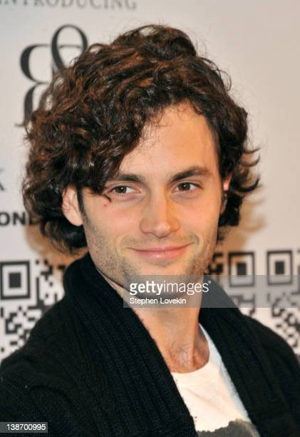 Actor Penn Badgley attends Rock & Republic For Kohl's during Fall 2012 Mercedes-Benz Fashion Week at Hammerstein Ballroom on February 10, 2012 in New...
