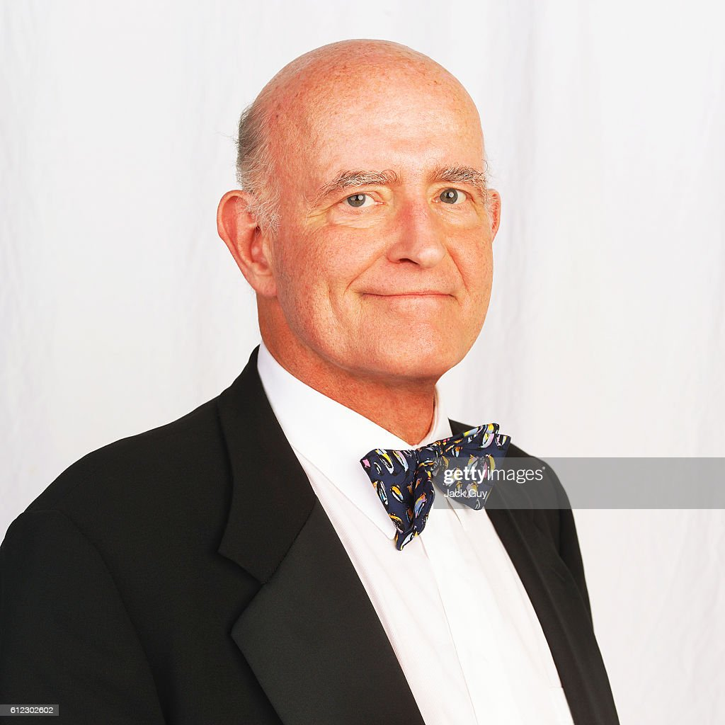 Actor Peter Boyle wears a penguin bow tie is photographed for Emmy Magazine at the 55th Annual Emmy Awards on September 21, 2003 in Los Angeles, California.