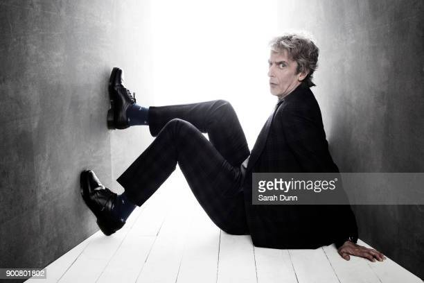 Actor Peter Capaldi is photographed for Empire magazine on July 22 2017 in Los Angeles California