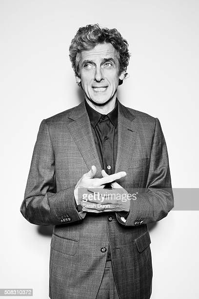 Actor Peter Capaldi is photographed for Empire magazine on March 29, 2015 in London, England.