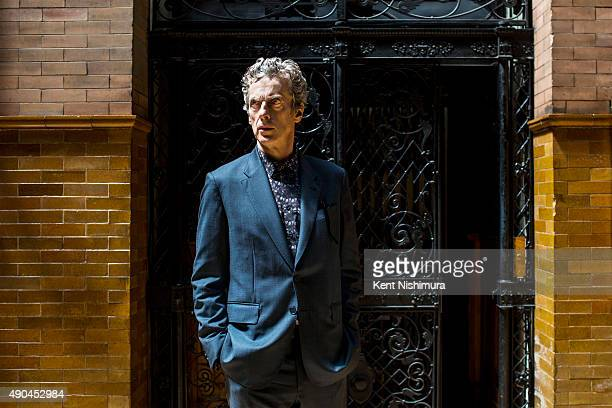 Actor Peter Capaldi is photographed for Los Angeles Times on July 13, 2015 in Los Angeles, California. PUBLISHED IMAGE. CREDIT MUST READ Kent...