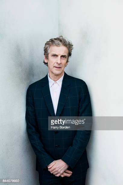Actor Peter Capaldi is photographed for the Sunday Times magazine on March 9 2017 in London England