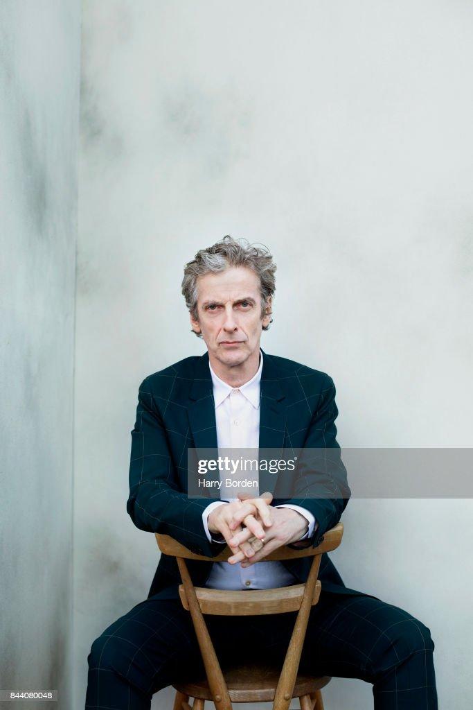Peter Capaldi, Sunday Times magazine UK, April 2, 2017
