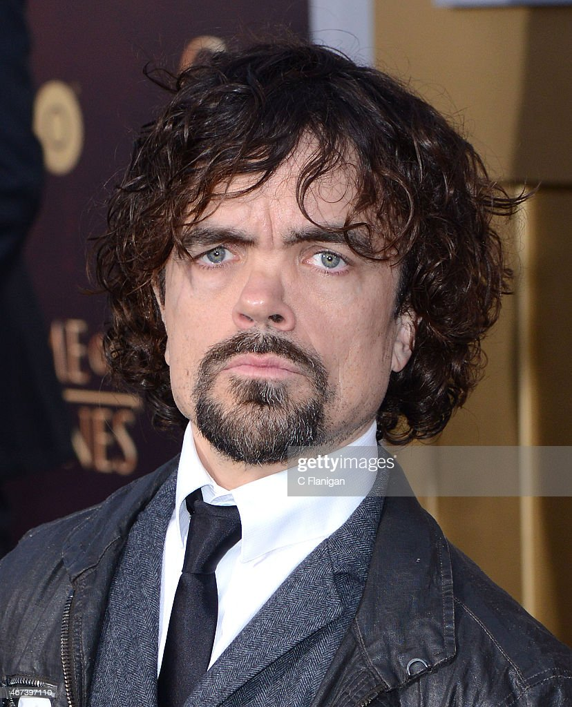 Actor Peter Dinklage attends HBO's 'Game of Thrones' Season 5 Premiere at the San Francisco War Memorial Opera House on March 23, 2015 in San Francisco, California.
