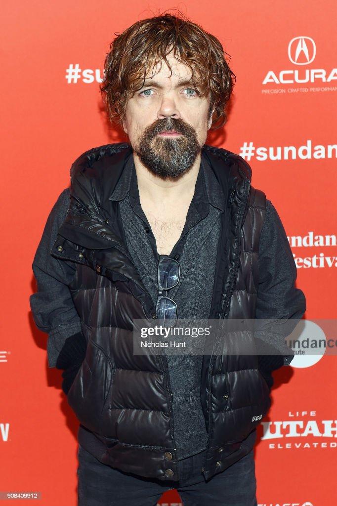"2018 Sundance Film Festival - ""I Think We're Alone Now"" Premiere"