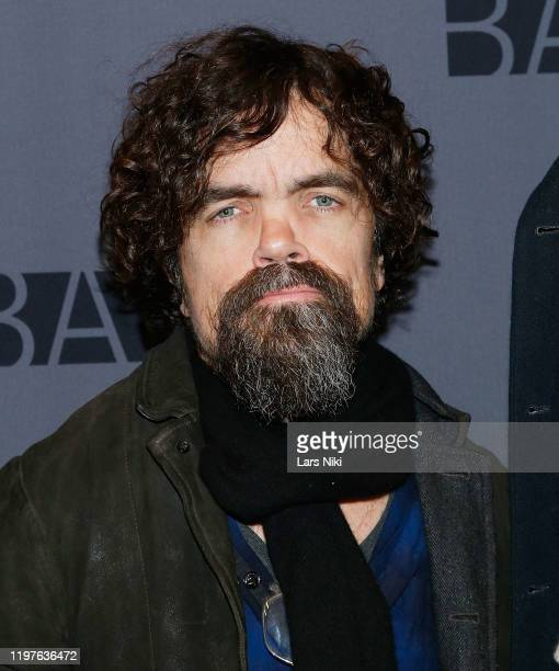 """Actor Peter Dinklage attends the opening night party for """"Medea"""" at the BAM Harvey Theater on January 30, 2020 in New York City."""