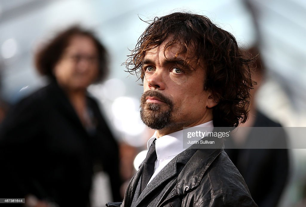 Actor Peter Dinklage attends the premiere of HBO's 'Game of Thrones' Season 5 at San Francisco Opera House on March 23, 2015 in San Francisco, California.