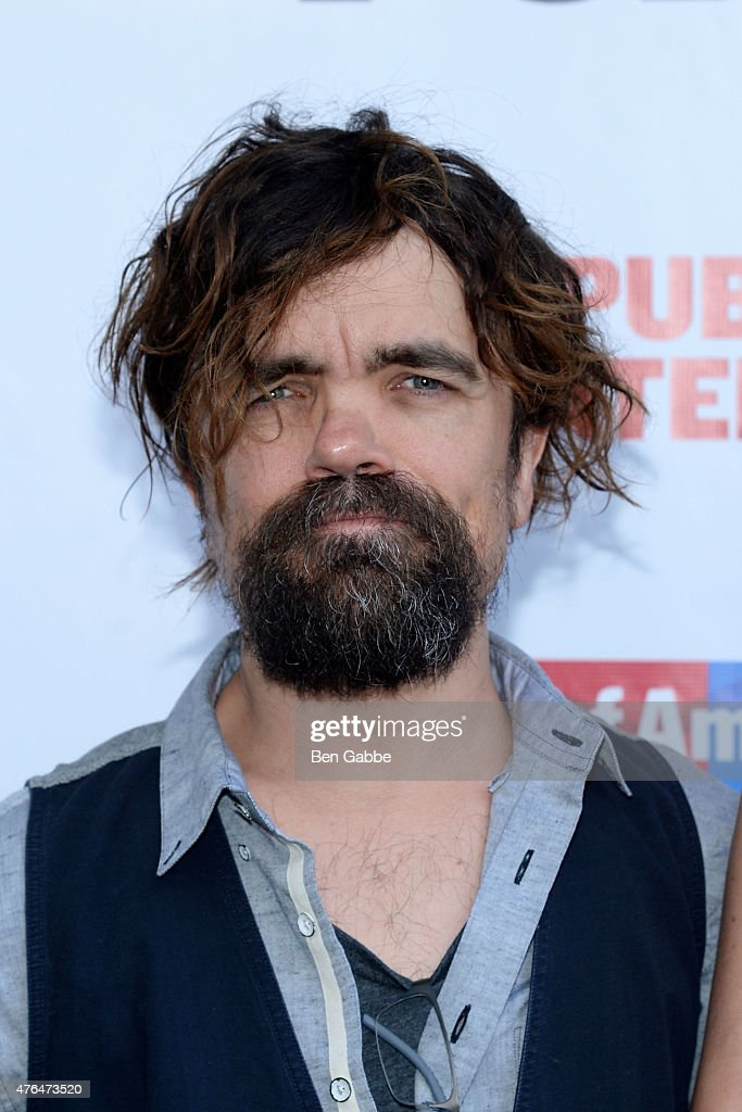 Actor Peter Dinklage attends The Public Theater's Annual Gala at Delacorte Theater on June 9, 2015 in New York City.