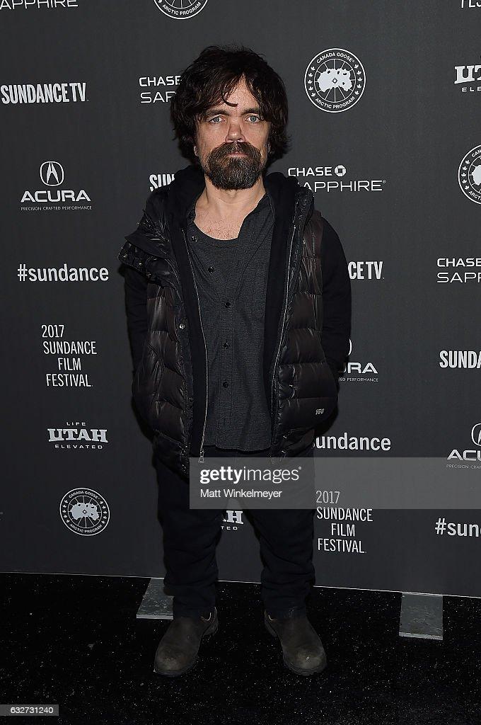 """""""Rememory"""" Premiere - 2017 Sundance Film Festival"""
