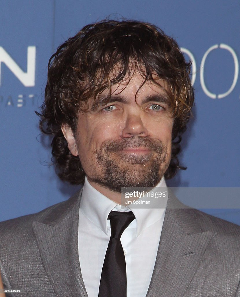 Actor Peter Dinklage attends the 'X-Men: Days Of Future Past' World Premiere - Outside Arrivals at Jacob Javits Center on May 10, 2014 in New York City.