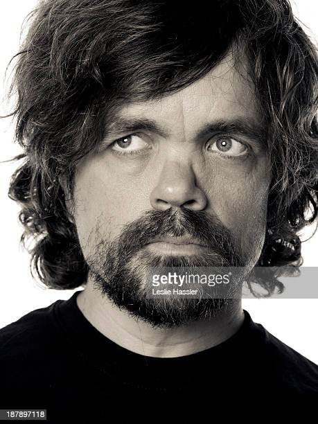 Actor Peter Dinklage is photographed for Self Assignment on February 1 2013 in New York City