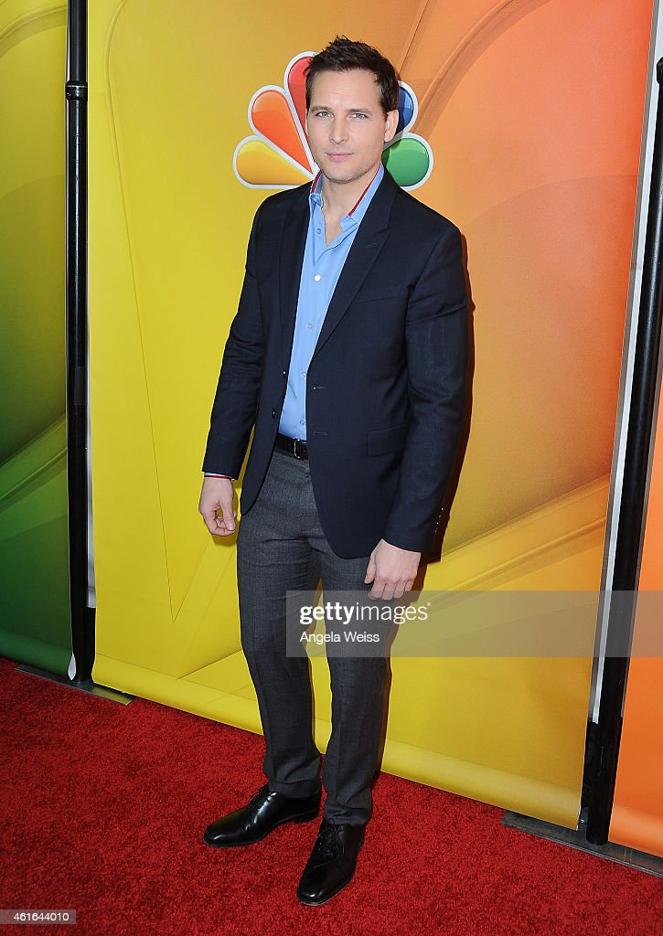 NBCUniversal's 2015 Winter TCA Tour - Day 2 - Arrivals
