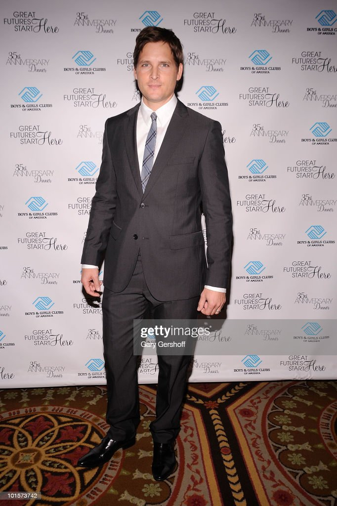 Actor Peter Facinelli attends the 2010 Boys and Girls Clubs of America's Chairman's Gala at The Waldorf Astoria on June 2, 2010 in New York City.