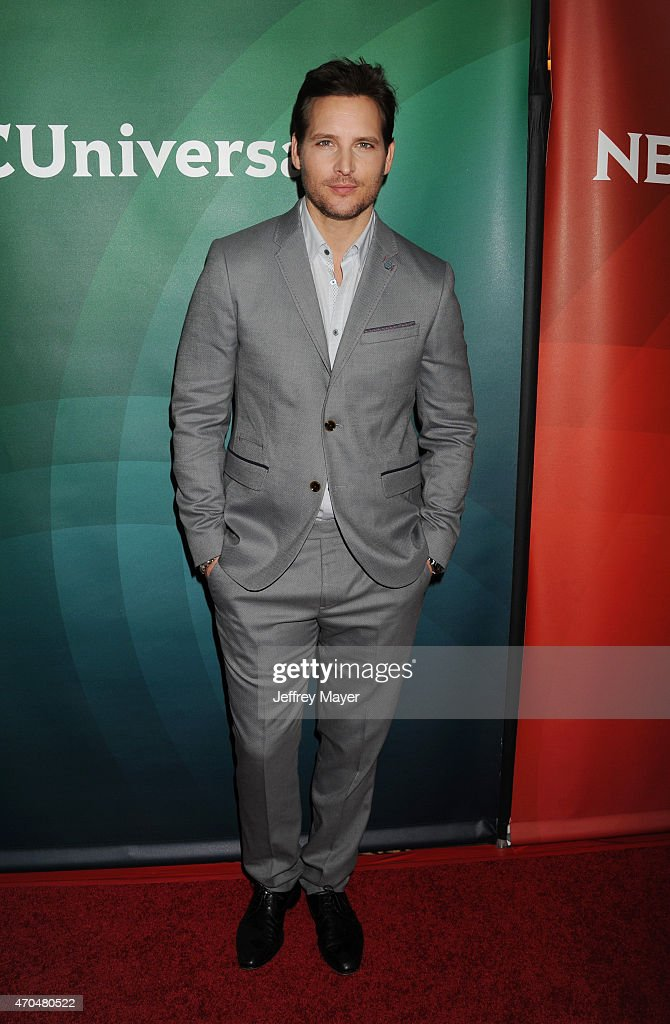 Actor Peter Facinelli attends the 2015 NBCUniversal Summer Press Day held at the The Langham Huntington Hotel and Spa on April 02, 2015 in Pasadena, California.