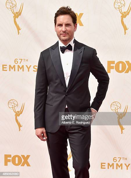 Actor Peter Facinelli attends the 67th Emmy Awards at Microsoft Theater on September 20 2015 in Los Angeles California 25720_001