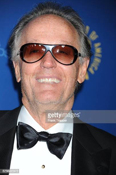 Actor Peter Fonda arrives at the 65th Annual Directors Guild Awards held at the Ray Dolby Ballroom at Hollywood Highland