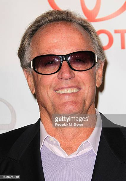 Actor Peter Fonda attends the 20th annual Enviornmental Media Association Awards at Warner Brothers Studios on October 16 2010 in Burbank California