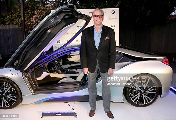 Actor Peter Fonda attends Women In Film PreOscar Cocktail Party presented by MaxMara BMW Tiffany Co MAC Cosmetics and PerrierJouet at Hyde Sunset...